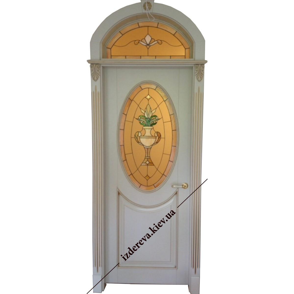 Уличные двери из массива дуба от производителя Медверь