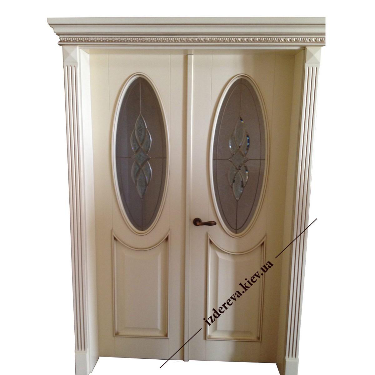 Элитные двери из массива дуба от производителя