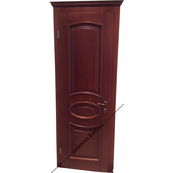 Купить двери деревянные недорого Киев