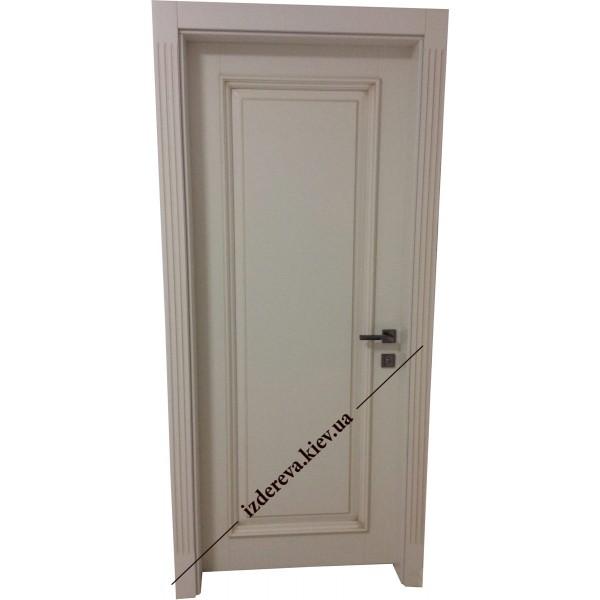 Белые двери в интерьере фото в Киеве