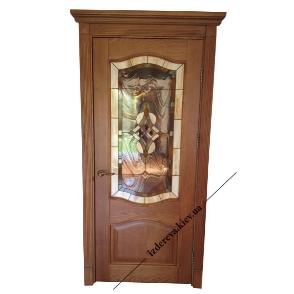 Купить двери из массива