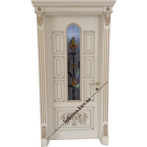 Для дома межкомнатные деревянные двери на заказ в Киеве
