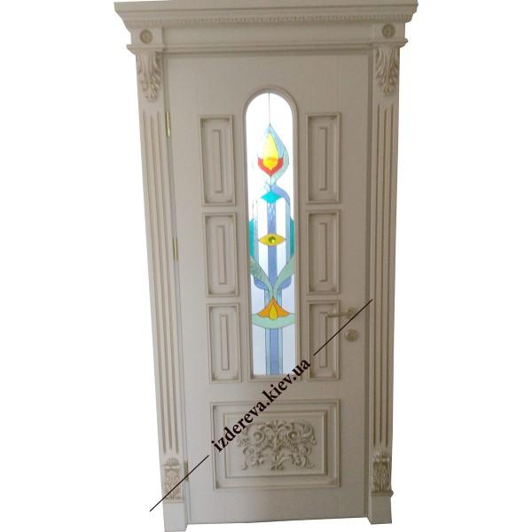 Деревянные двери межкомнатные Киев купить с доставкой
