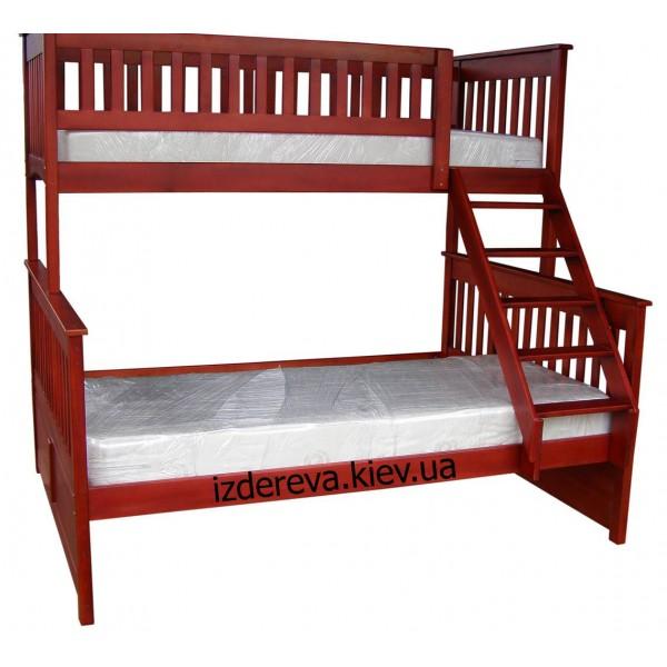 Купить двухъярусную кровать Жасмин