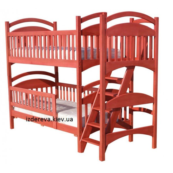 Кровать двухъярусня КАРИНА