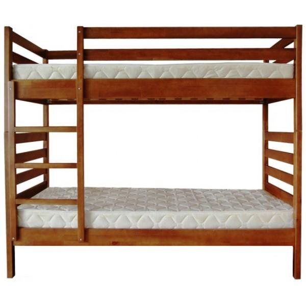 Классические двухъярусные кровати
