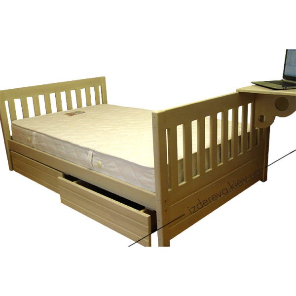 Односпальные кровати модели «Умка»
