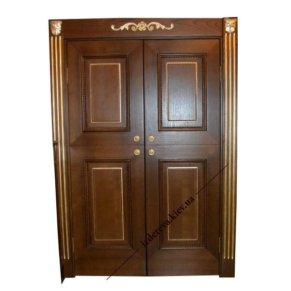 В Украине купить деревянные двери