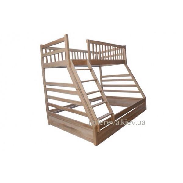 Двоярусне ліжко Арго