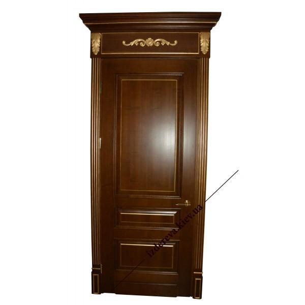 Заказать двери из дерева Киев