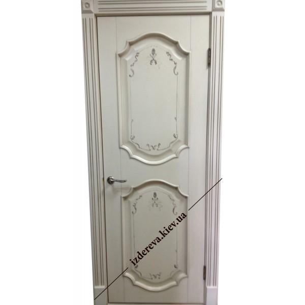 Филенчатые двери из дерева