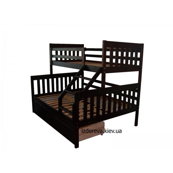 Дитячі двоярусні ліжка Лондон