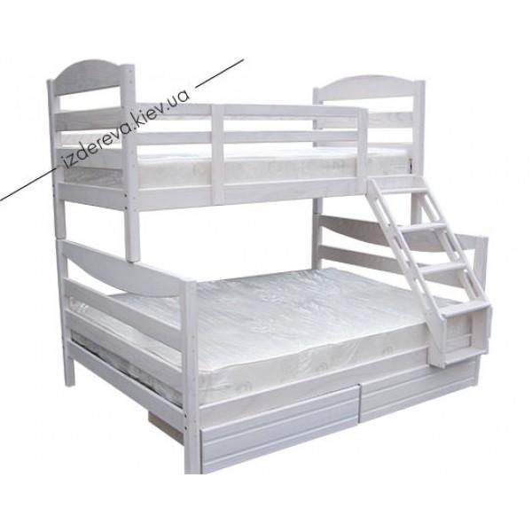 Двоярусне ліжко купити Київ