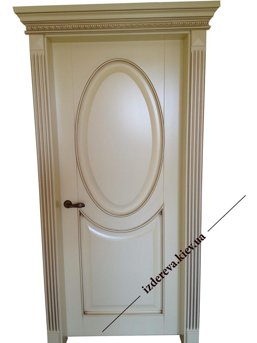 двері з дерева Київ