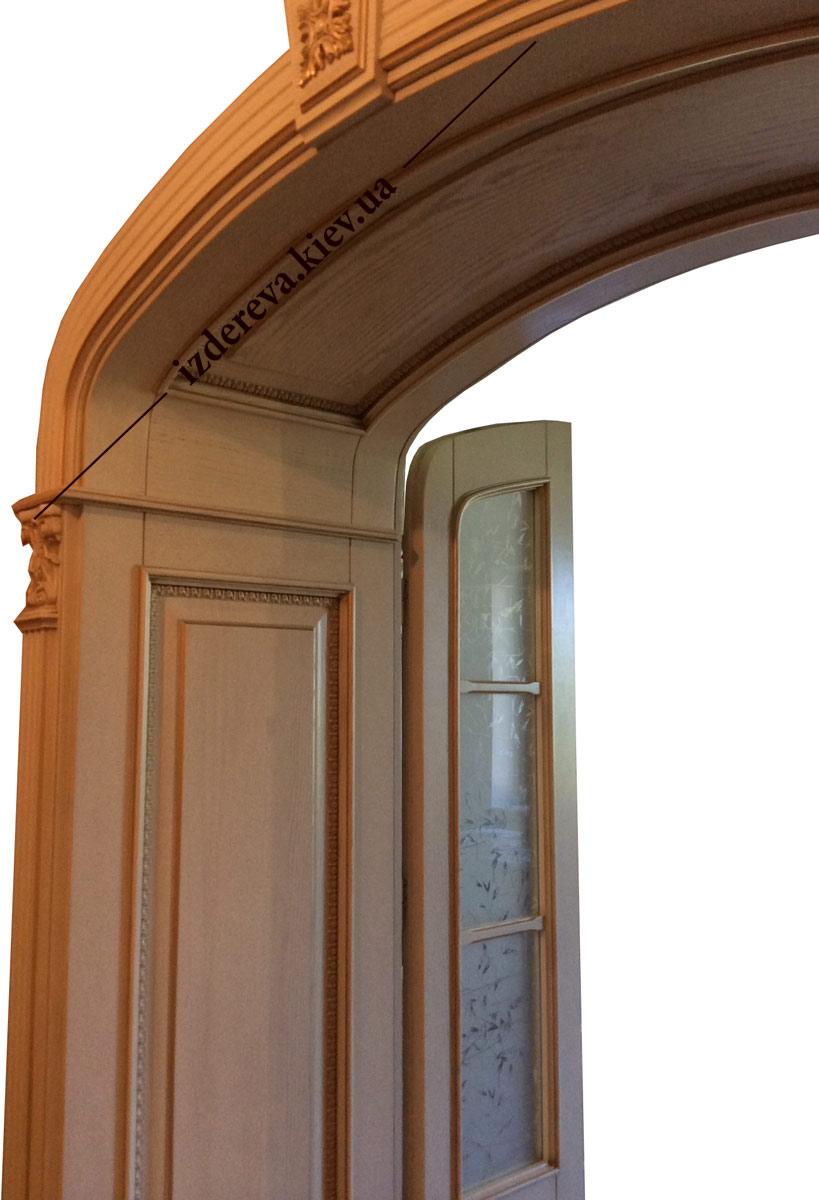 Купить арочные двери Киев