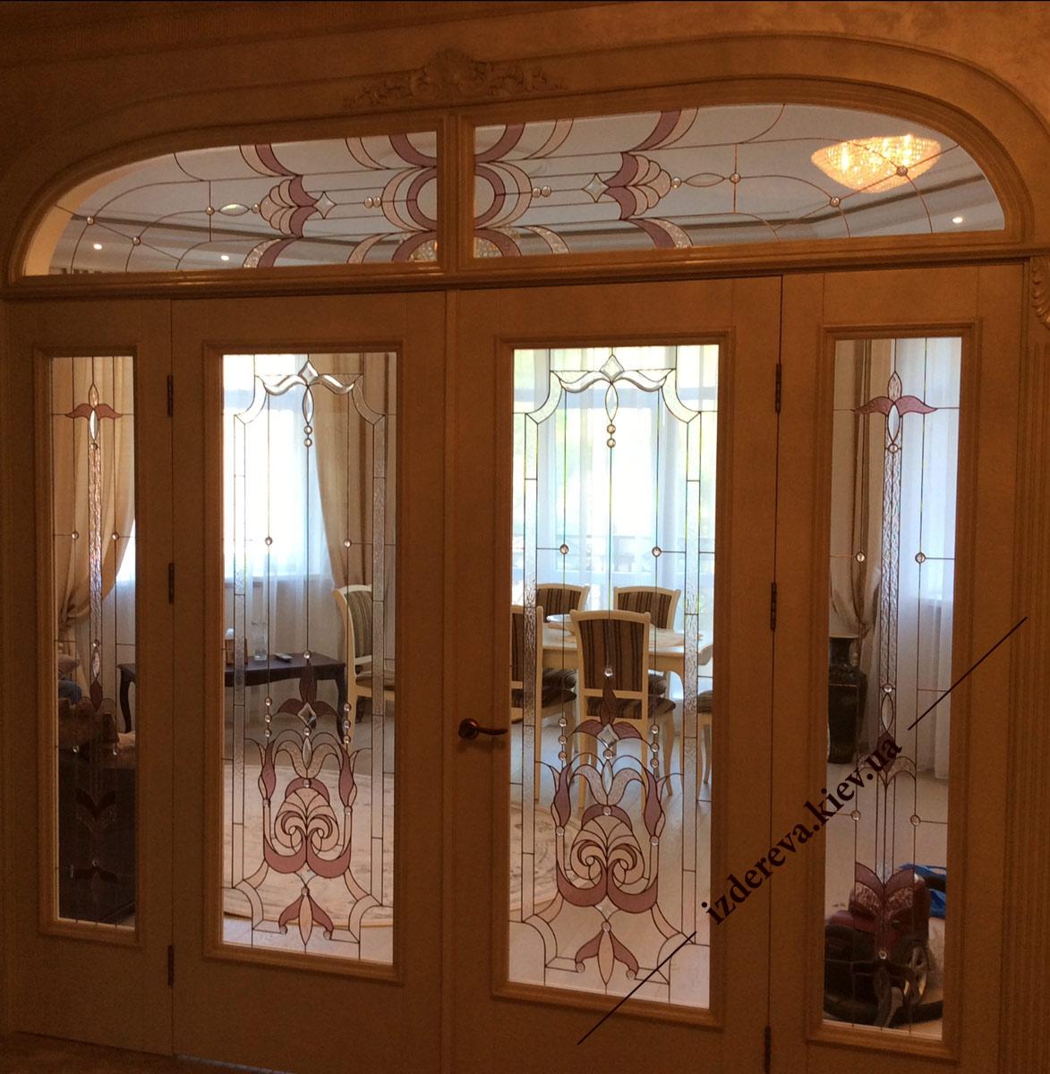 арочні двері міжкімнатні в Україні