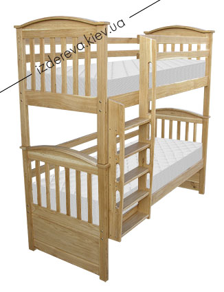 купити двоярусне ліжко