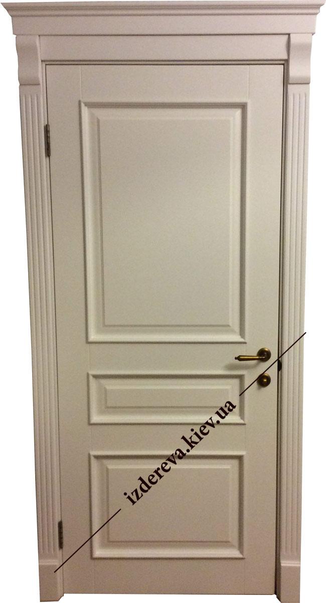 дерев'яні двері в Києві