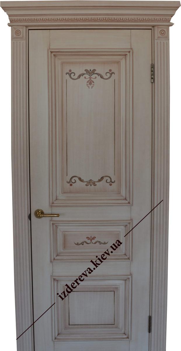 міжкімнатні двері з дерева