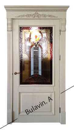 Арочные двери купить в Киеве