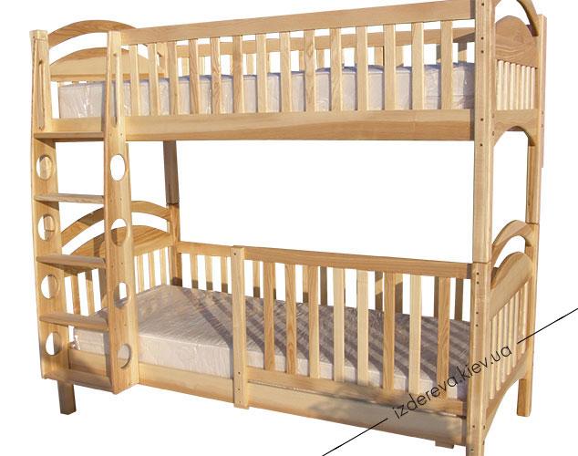 купить двухъярусную кровать в Украине