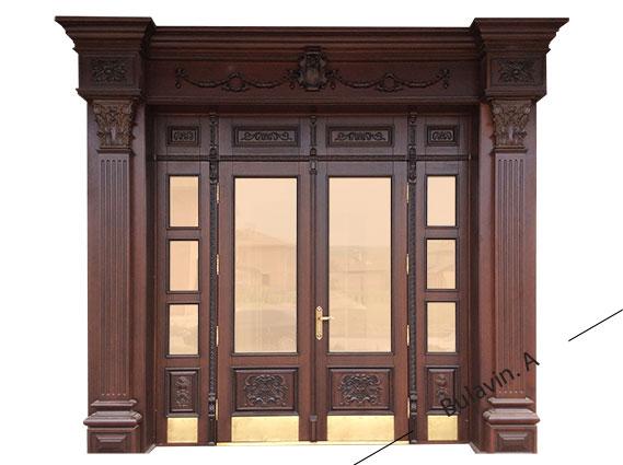 міжкімнатні арочні двері