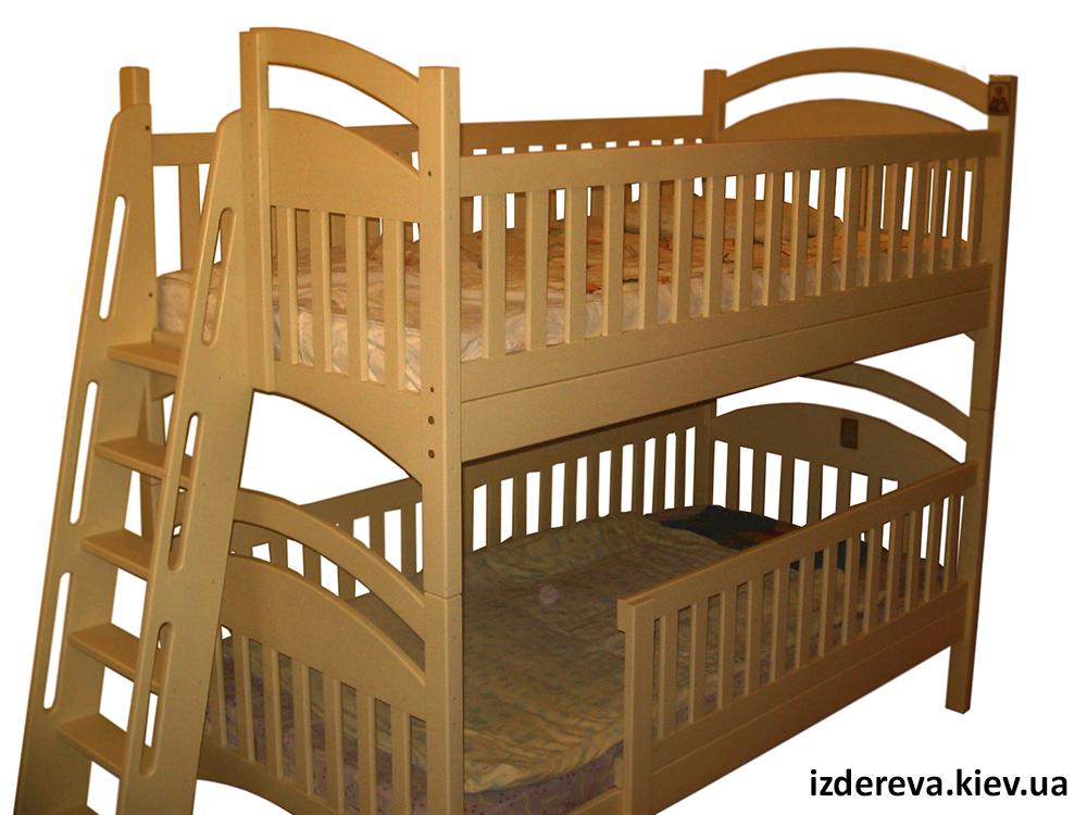 купити двоярусне ліжко в Києві