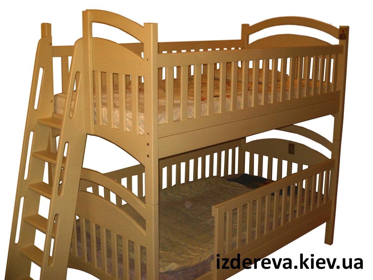 двоярусне ліжко Київ