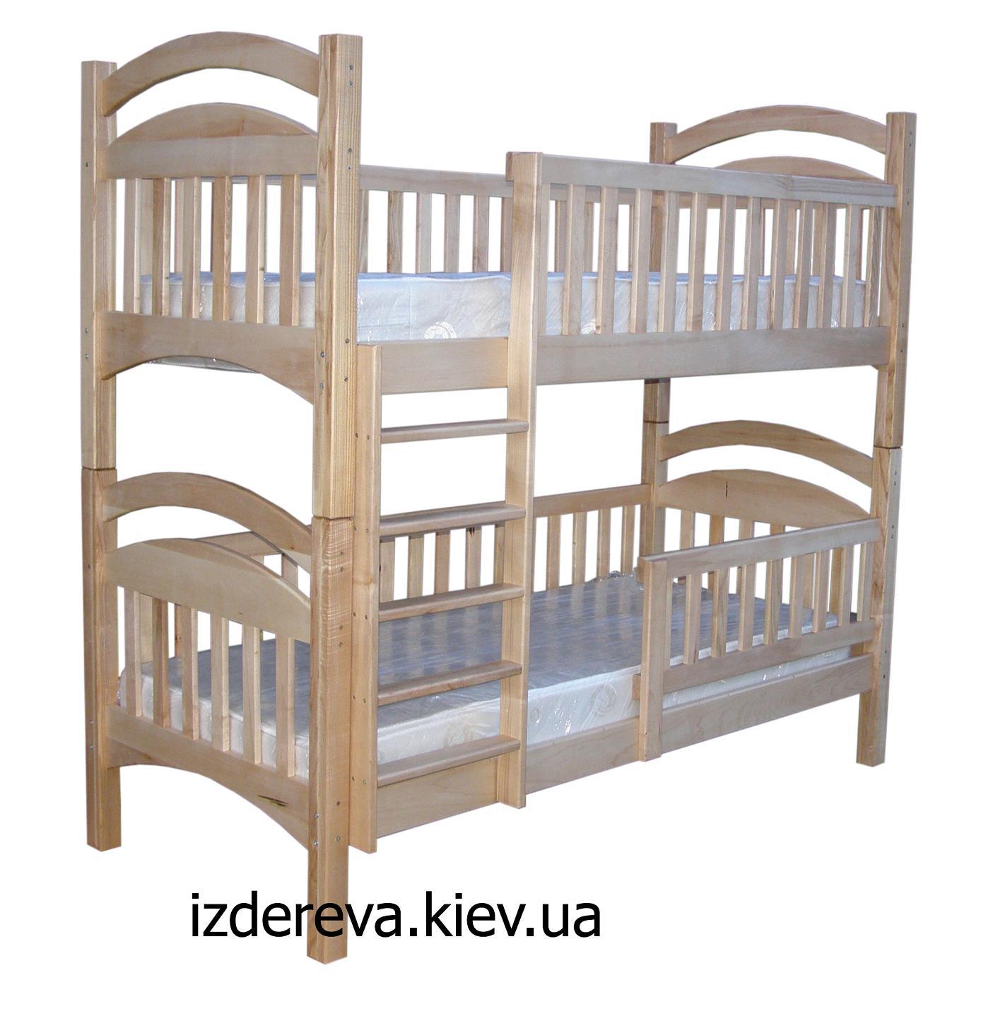 Двоярусне ліжко в Києві